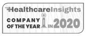 Healthcare Insights Company of the Year in 2020 Award