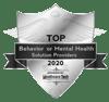 Top Behavior or Mental Health Solution Providers 2020 Award